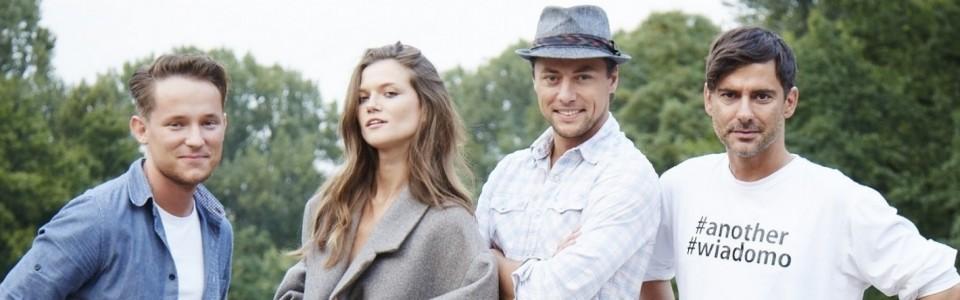 Kasia Struss i Marcin Tyszka dla Fashion Magazine