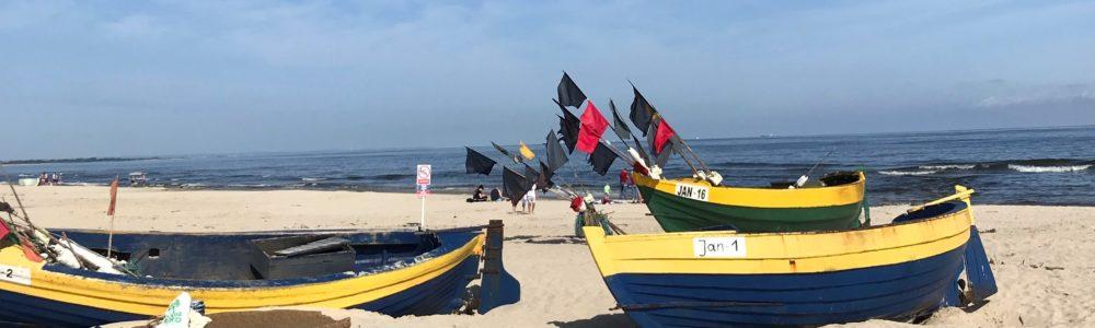 XXI Mistrzostwa Świata w poławianiu bursztynu w Jantarze.